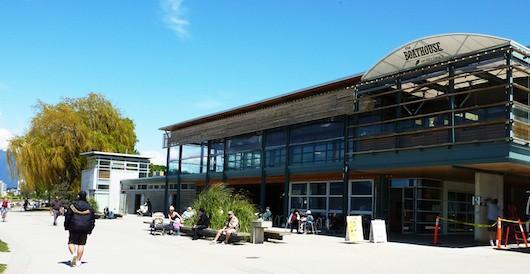 boathouse kitsilano patio summer vancouver